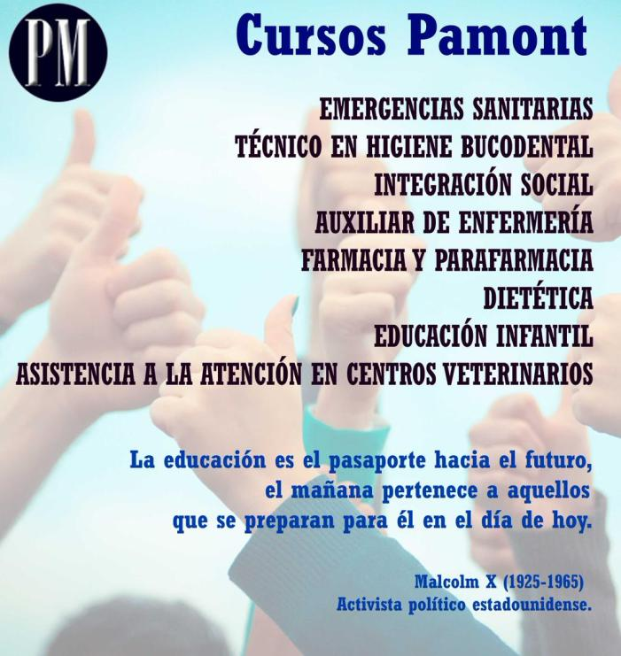 Cursos Pamont