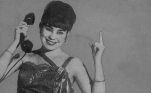 La granadina Gelu, una de las artistas más prolíficas en la España que intentaba contagiarse de los ritmos de juventud durante los años 50 y 60 del pasado siglo